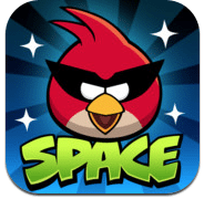 Angry Birds space app, space, angry birds