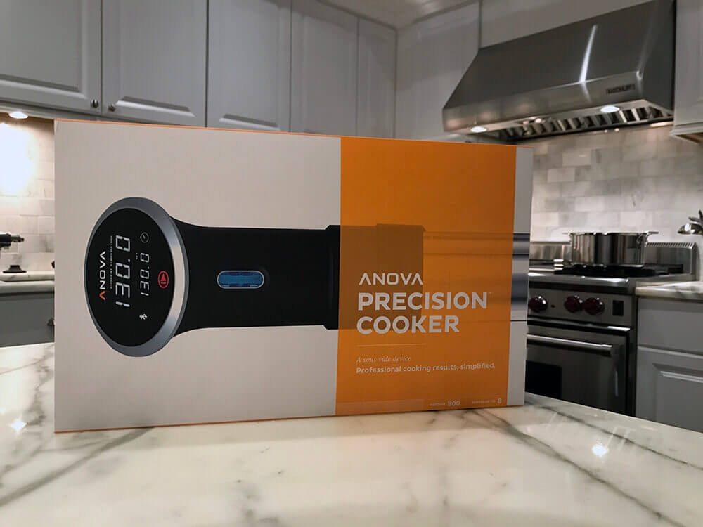 Anova Sous Vide Precision Cooker Unboxing