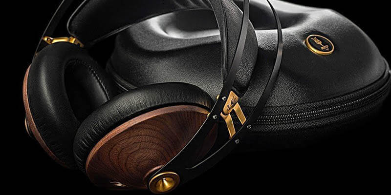 Buy Meze Gold DJ Headphones