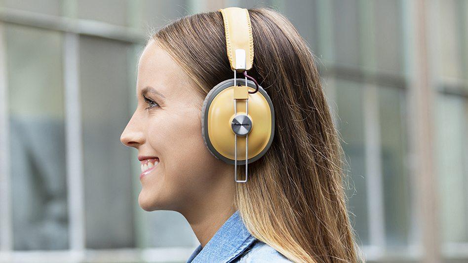 Retro Headphones Wireless