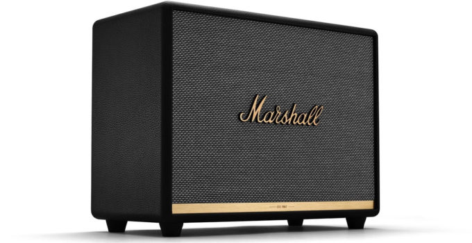 Retro Bluetooth Speaker Marshall